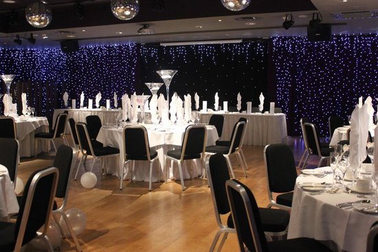 Holiday Inn Aberdeen West: Wedding Reception