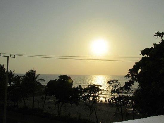 Decameron Cartagena: Atardecer Cartagenero