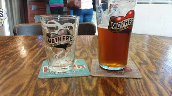 Mother's Brewing Company: Art