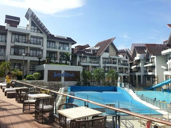 Crown Regency Courtyard Resort