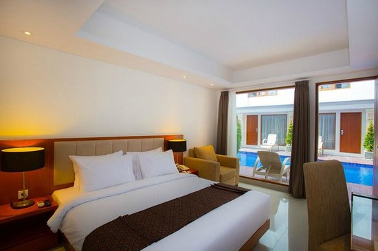 The Sun Hotel & Spa: Guest Room