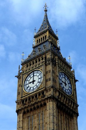 Big Ben (Torre del Reloj): Elizabeth Tower - Big Ben