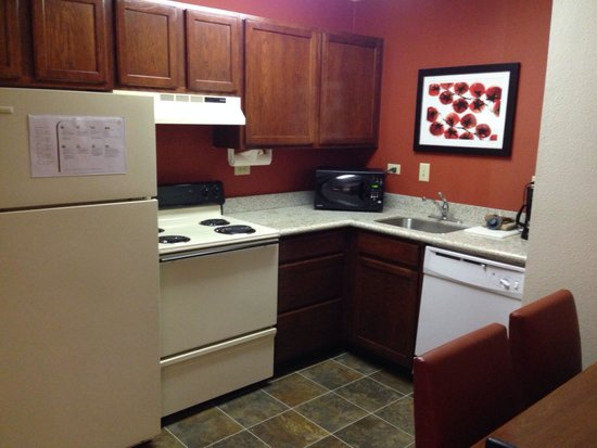 Residence Inn Greenville-Spartanburg Airport: Two bedroom suite
