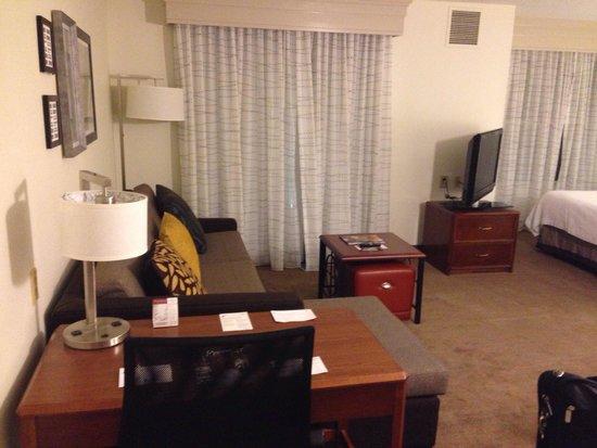 Residence Inn Greenville-Spartanburg Airport: One bedroom studio