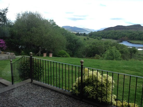 Mo Dhachaidh Bed & Breakfast : view from B&B