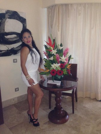 Excellence Playa Mujeres: In my beautiful room