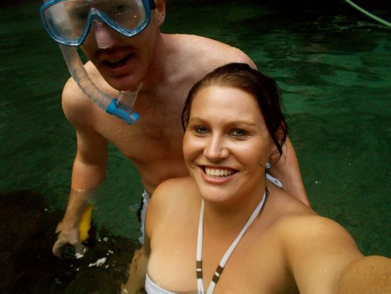 To Sua Ocean Trench: swimming and snorkelling