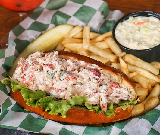 Poor Phil's: Phil's got a Lobster Roll to Shellabrate!,