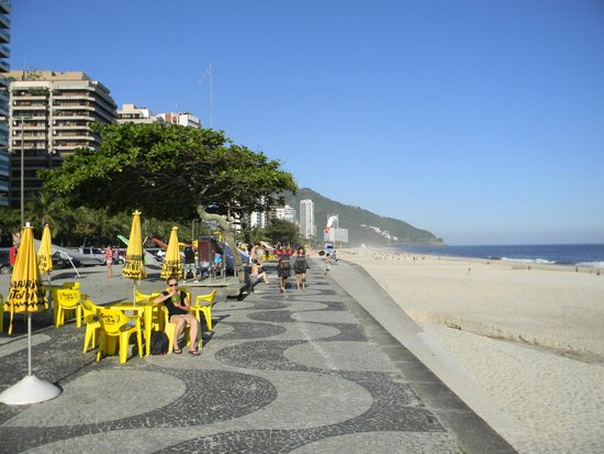 Sao Conrado Beach: Praia de São Conrado.