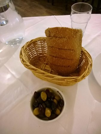 Portes : Fresh bread