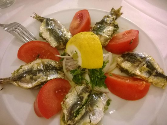 Portes : Married sardines
