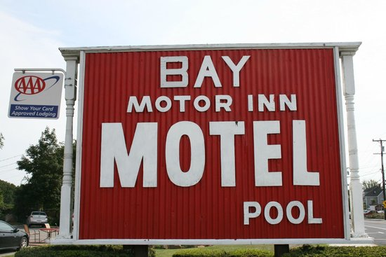 Bay Motor Inn : Our 50Th Season AAA Approved