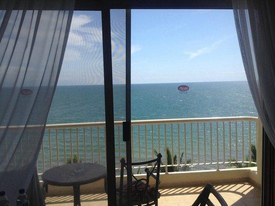 Bel Air Collection Resort & Spa Vallarta : Vista desde mi habitación