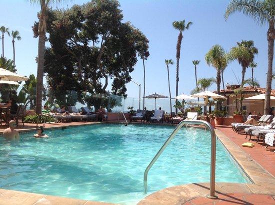 La Valencia Hotel : Pool