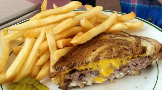 Jiggers : patty melt
