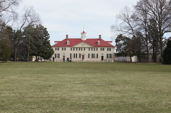 George Washington's Mount Vernon: Mount Vernon