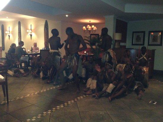 Ghost Mountain Inn: Dining