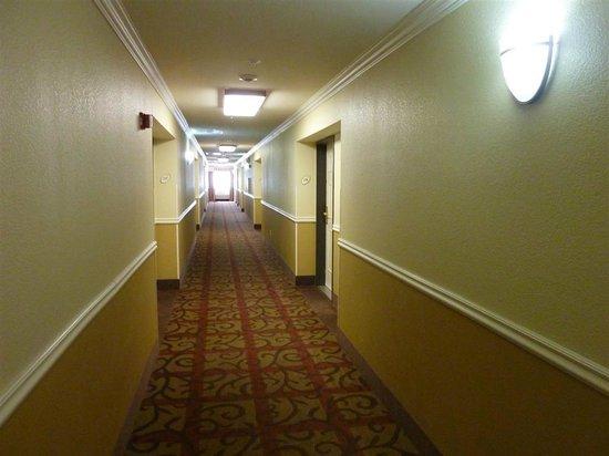 La Quinta Inn Salt Lake City West: Hallway