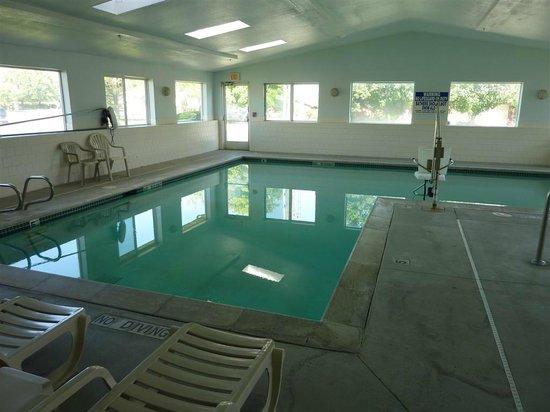 La Quinta Inn Salt Lake City West: Pool