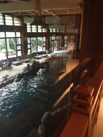 Howard Johnson Conference Resort Chengdu: горячие источники