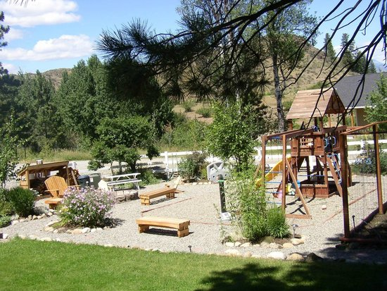 Methow Suites Bed and Breakfast: Methow Suites Park