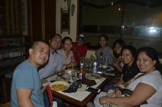 McCoy's: With High school friends