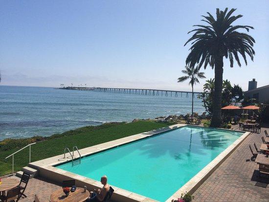 Cliff House Inn on the Ocean : Beautiful