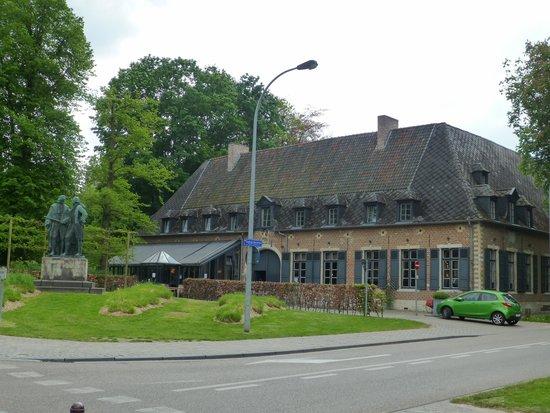 The Lodge Heverlee: Außenansicht