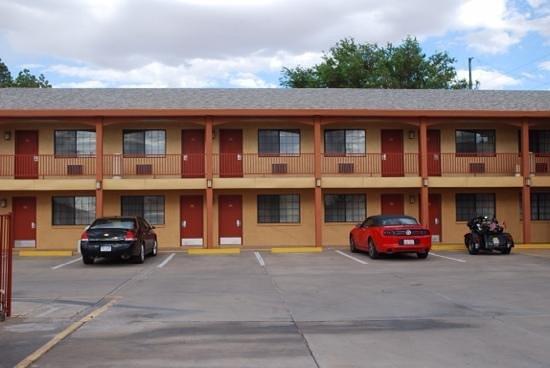 Magnuson Hotel Adobe Holbrook: Een Mhotel ?