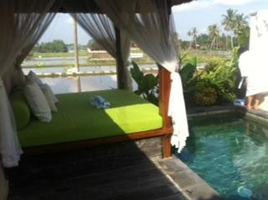Alam Puisi Villa : Stunning views with private pool