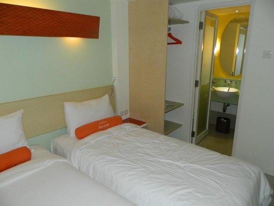 HARRIS Hotel & Residences Sunset Road: Single bed