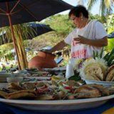 Don Pablo La Palapa de Carrasco: Muestra Gastronómica Playa Manzanillo 2012