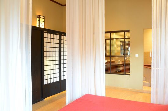 The Villa Paradiso: Japanese Executive Suite