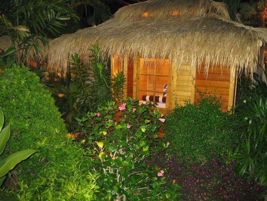 The Villa Paradiso : Treatment Cabin