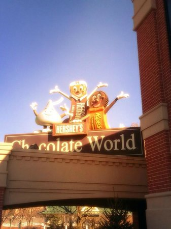 Hershey's Chocolate World: Sweetest Place