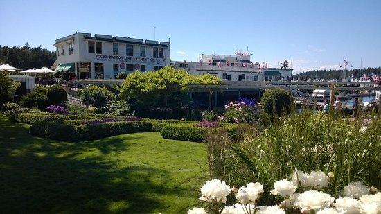 Roche Harbor Resort : Resort Grounds