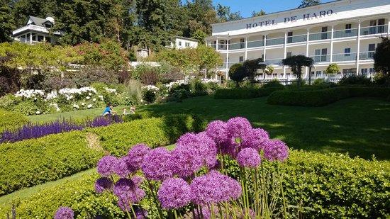 Roche Harbor Resort : Historic Hotel