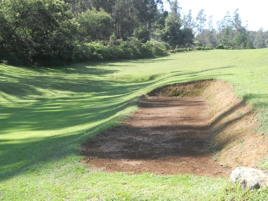 Ootacamund Gymkhana Golf Club: Not many man-made hazards, course itself provides enough challenge.