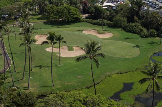 Hyatt Regency Maui Resort and Spa: Golf Course