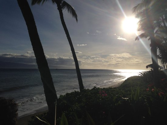 Hyatt Regency Maui Resort and Spa: Evening on the Beach