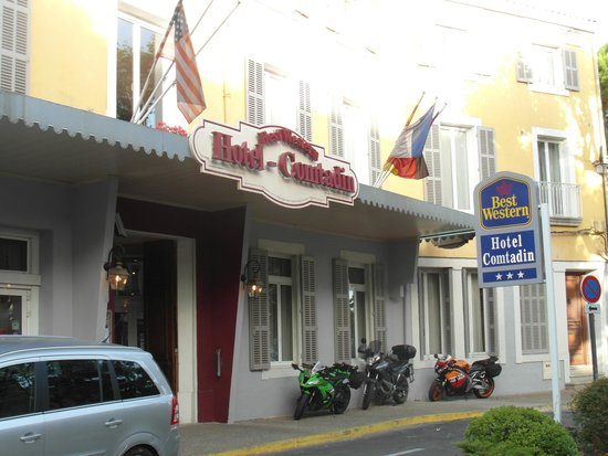 BEST WESTERN Le Comtadin: Hotel Comtadin