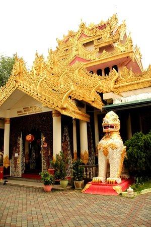 Dharmikarama Burmese Temple : Dhammikarama