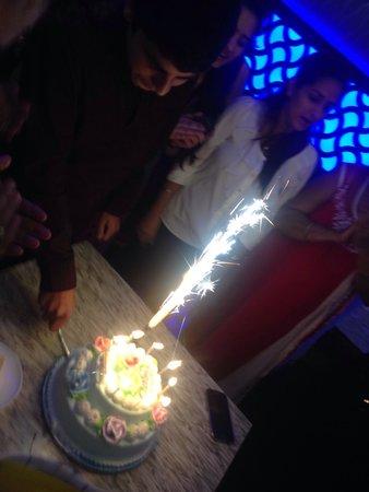 Bhiwani, India: Birthday celebration