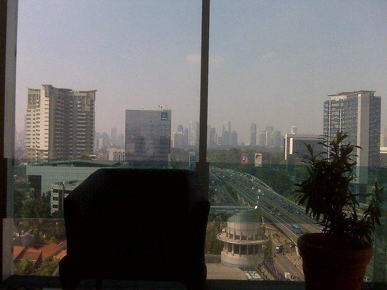 Ibis Jakarta Slipi: City View