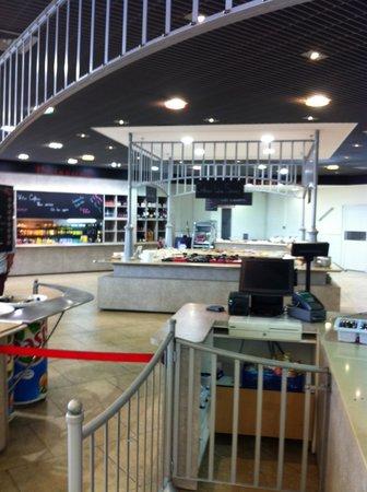 Cafeteria pictave poitiers ristorante recensioni for Leclerc poitiers
