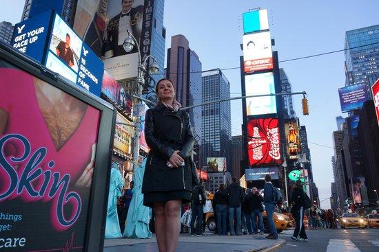 Times Square Visitors Center : Times Square 7