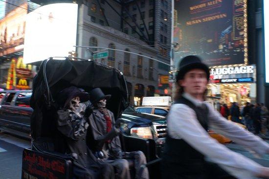 Times Square Visitors Center : Times Square 9