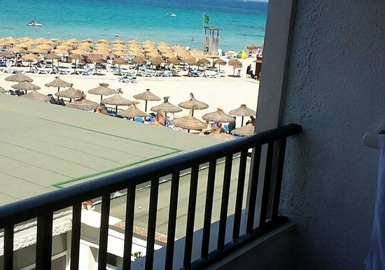 Hotel Son Baulo: View from room