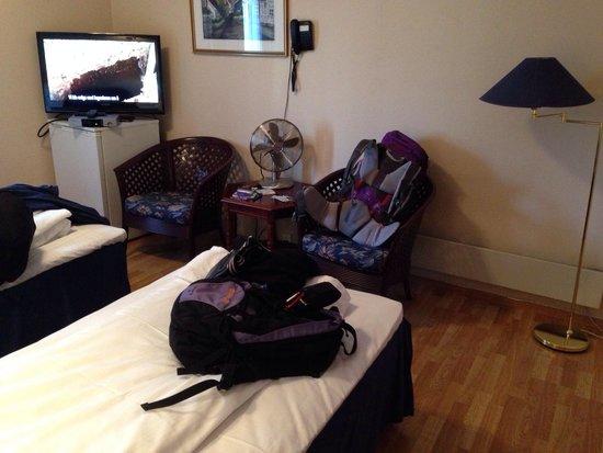 Stavanger lille Hotel: Quarto duplo