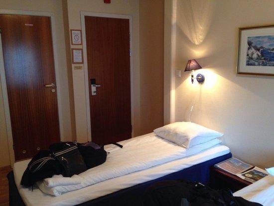 Stavanger lille Hotel: Quarto duplo suite